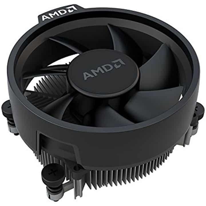 Cooler: AMD Wraith Stealth Air Cooler