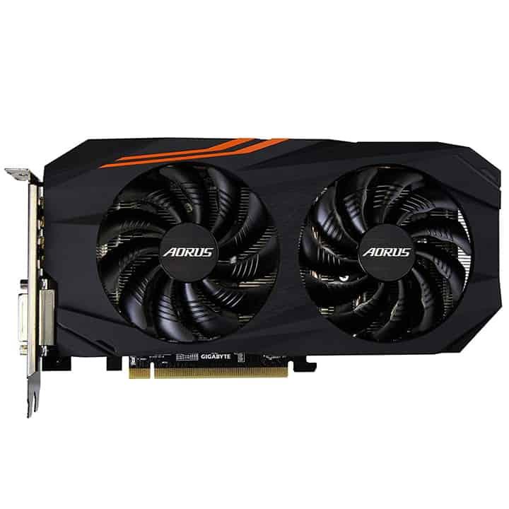 Gigabyte AORUS RX 580 4GB
