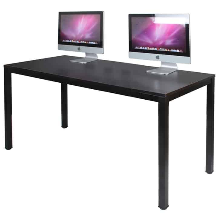 """DlandHome 63"""" X-Large Computer Desk"""