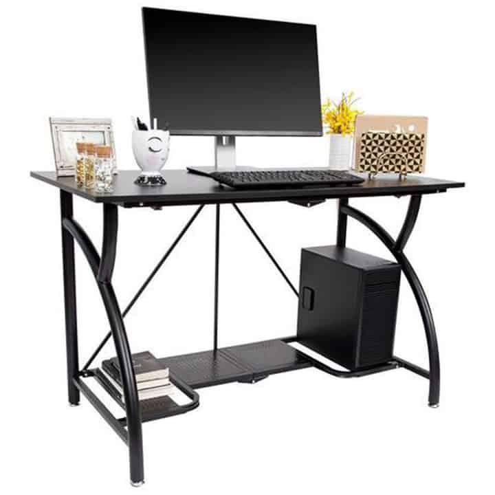 Origami Foldable Computer Desk