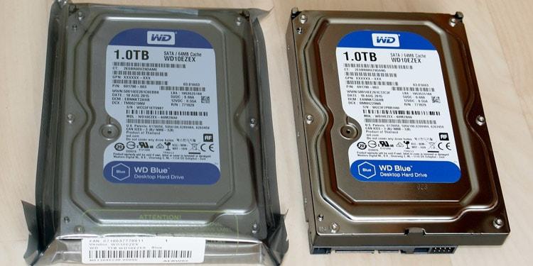 WD Blue 1TB SATA Hard Drive